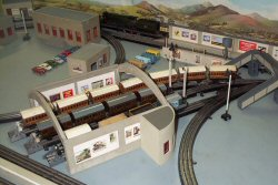 Nuneaton layout